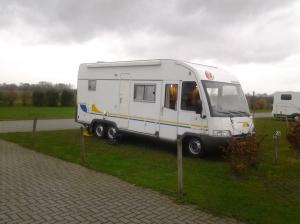 Onze Eura Mobil 680