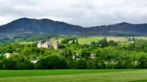 Kasteel Schotland